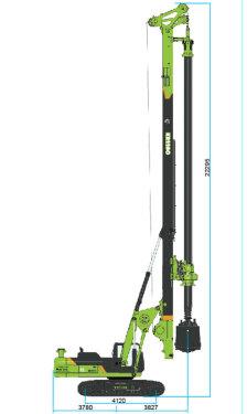 泰信机械KR220C旋挖钻机