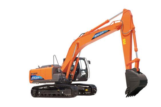 日立ZH200-5A挖掘機