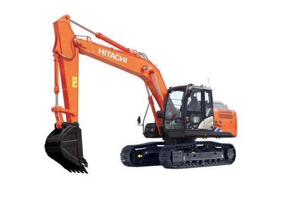 日立ZX170LC-5A挖掘机