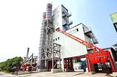 德基機械環保型封閉式瀝青混合料攪拌設備