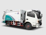 同辉汽车QTH5088ZYS7方东风后装压缩式垃圾车
