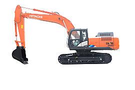日立ZX300-5A挖掘机