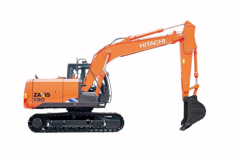 日立ZX130-5A小型挖掘机