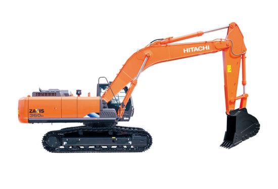 日立ZX360H-5A挖掘机