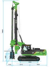 泰信机械KR125C旋挖钻机高清图 - 外观