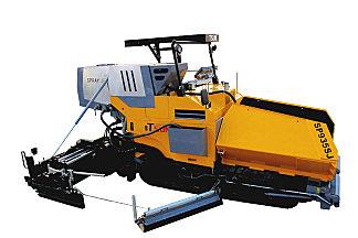 天顺长城SP935SJ多功能沥青摊铺机