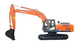 日立ZX250H-5A挖掘机