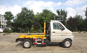 同辉汽车QTH5034ZXX长安车厢可卸式垃圾车