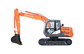 日立ZX130H-5A小型挖掘机