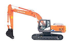 日立ZX210LC-5A中型挖掘机
