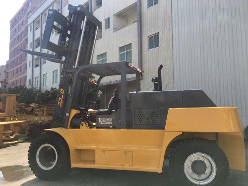 中南传动15吨内燃叉车