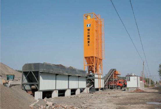 镇江路机WBC系列稳定土厂拌设备