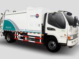 同辉汽车QTH5086ZYS7方天然气(LNG)后装压缩车