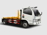 同辉汽车QTH5072ZXX6方东风天然气(CNG)车厢可卸式垃圾车
