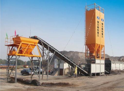 镇江路机WBS系列稳定土厂拌设备
