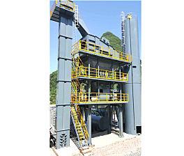 无锡环球QLB-2000型沥青混合料搅拌设备