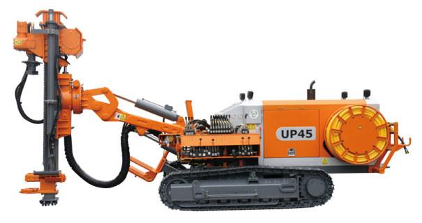 志高ZEGA UP45履带式潜孔采矿钻机