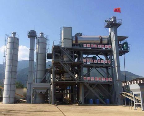 無錫環球RLB120型瀝青熱再生設備