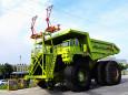 内蒙古北方重工NTE360电传动矿用自卸车高清图 - 外观