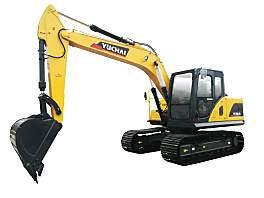 玉柴YC150-9挖掘机
