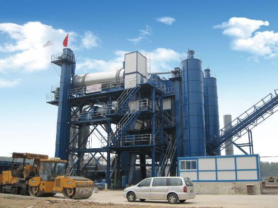 无锡环球RLB160型沥青热再生设备
