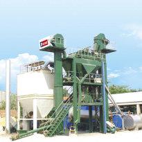 无锡环球QLB-1000型沥青混合料搅拌设备