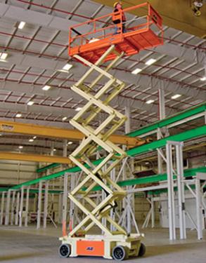 美国JLGR10电动剪叉式高空作业平台