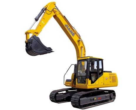 嘉和重工JH135履帶式挖掘機