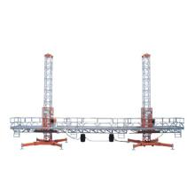 鼎力MCWP2700T导架爬升式高空作业平台(双桅)高清图 - 外观