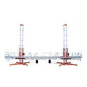 鼎力MCWP2700T导架爬升式高空作业平台(双桅)