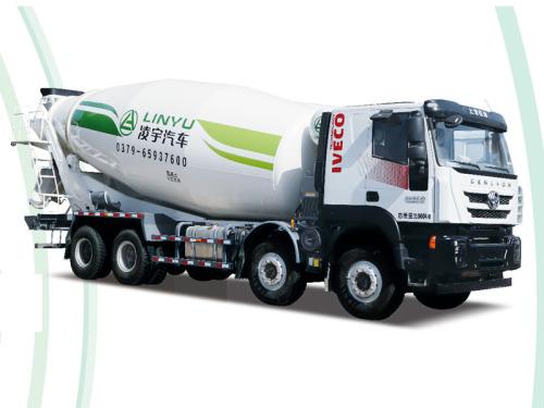 凌宇汽车CLY5311GJB30E5搅拌运输车