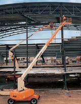 美国JLG800A曲臂式高空作业平台