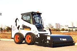 山猫沃福S18滑移装载机
