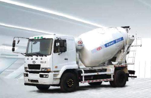 华菱星马AH5160GJB1L5搅拌运输车