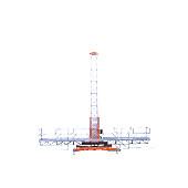 鼎力MCWP2700S导架爬升式高空作业平台(单桅)