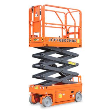 鼎力JCPT0807DCS自行走剪叉式高空作业平台