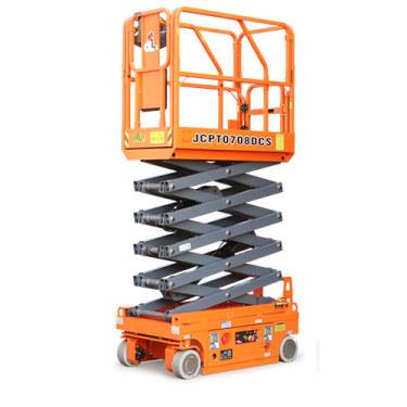 鼎力JCPT0708DCS自行走剪叉式高空作业平台