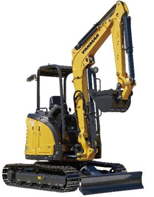洋马微挖(5吨以下)微型挖掘机型号有哪些,洋马微挖(5吨以下)微型挖掘机产品特点介绍