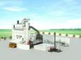 江苏意玛环保站沥青搅拌设备高清图 - 外观