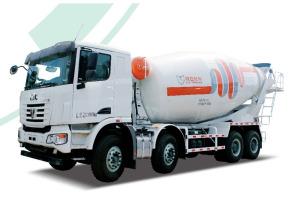 凌宇汽车CLY5250GJB42E5搅拌运输车高清图 - 外观