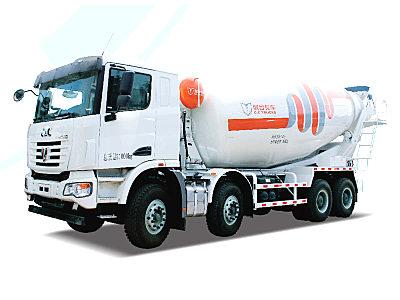 凌宇汽車CLY5250GJB42E5攪拌運輸車