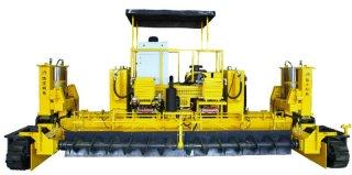 镇江阿伦AHT8000 型滑模式水泥摊铺机