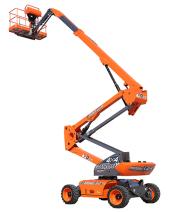鼎力GTBZ20AE自行走曲臂式高空作业平台