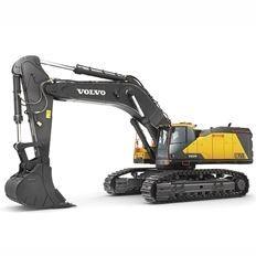 沃尔沃EC950EL挖掘机