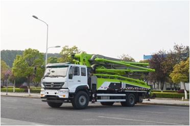 中联重科ZLJ5230THBTE  37X-5RZ泵车