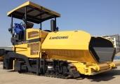 柳工CLG509A穩定土攤鋪機