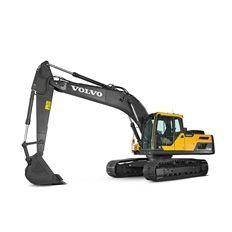 沃尔沃EC200D挖掘机