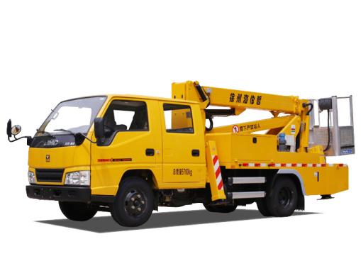 海伦哲XHZ5061JGKJ5/XHZ5061JGKQ51江铃/庆铃14m混合臂高空作业车