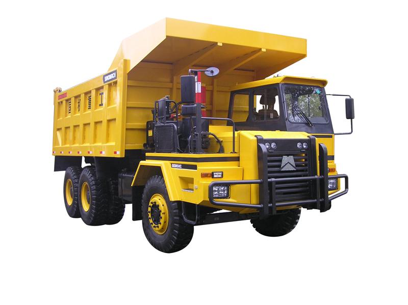 国机洛阳GKM50C系列非公路自卸车高清图 - 外观