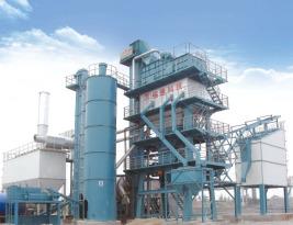 錫通QLB3000瀝青混合料攪拌設備